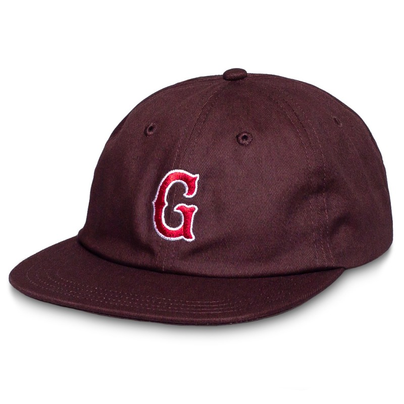 """Grimey """"The Loot"""" Unstructured Cap Brown 