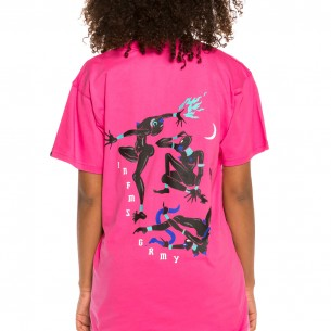 Grimey Rituals and Spells Unisex Tee SS20 Pink