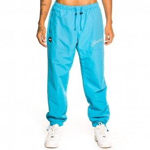 """Grimey """"Martinica Fact"""" Track pants - Blue 