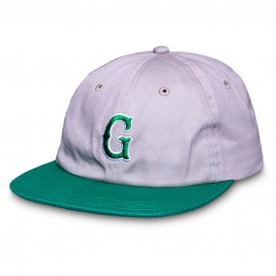 "Grimey ""The Loot"" Unstructured Bicolor Cap Grey 