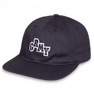 """Grimey """"Singgang Junction"""" Unstructured Cap - Black 