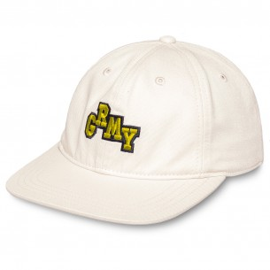 """Grimey """"Singgang Junction"""" Unstructured Cap - Sand 