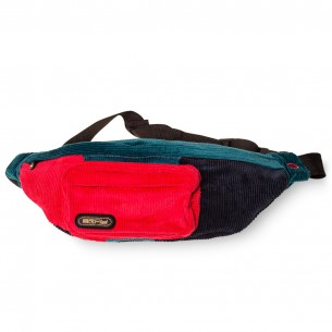 Grimey Engineering Corduroy Fanny Pack FW19 Green