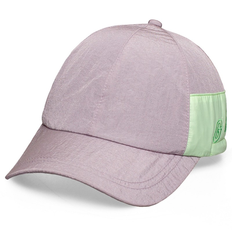 Grimey Rope a Dope GRMY Curved Visor Cap SS20 Grey