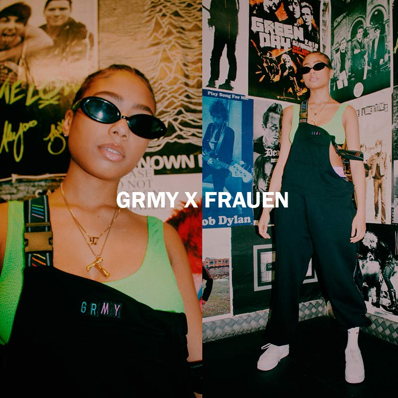 GRIMEY WEAR FRAUEN COLLECTION 2019