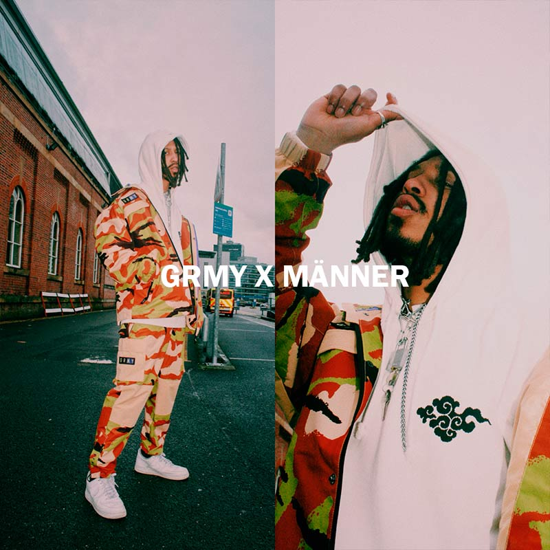 GRIMEY WEAR MÄNNER COLLECTION 2019